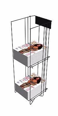 Exhibidores de revistas para informar de tu curso