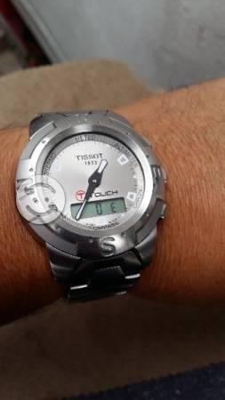 Reloj tissot touch acero vta cmb