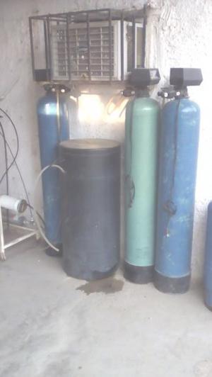 Se vende equipo para planta de agua
