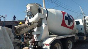 Concreto cruz azul revolvedora en Querétaro