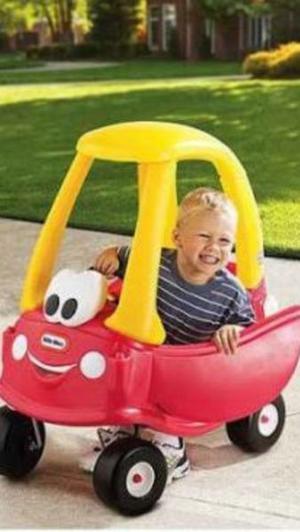 Cozy Coupe Little Tikes Carrito Para Niño/A
