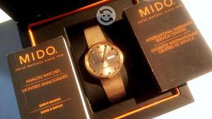Reloj Mido Commander Ocean Star Dataday Original