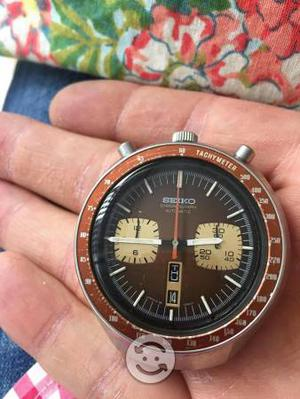 Reloj Seiko bullhead
