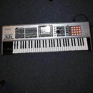 Roland fantom x6 teclado profesional