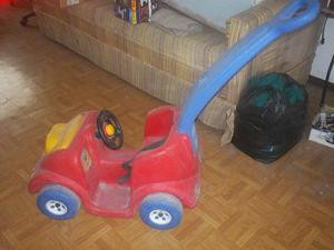 carrito para paseae al niño