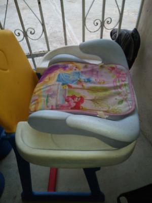 silla perikera y silla portabb para auto
