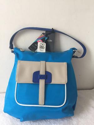 Bolso Cloe Active Azul
