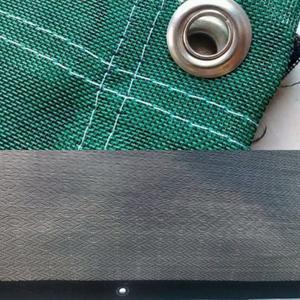 Malla Sombra 90% Verde 4.50 Mts X 2.90 Mts