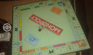 Monopoly Urge Vender