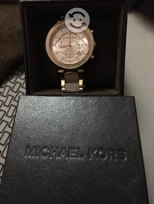 Reloj MK Oro Rosa