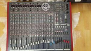Vendo mezcladora Allen & Heath ZED-420