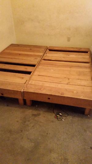 Bases de cama individual