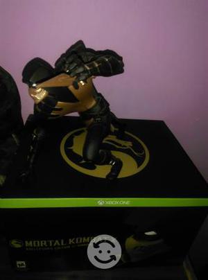 Mortal Kombat edicion coleccionista