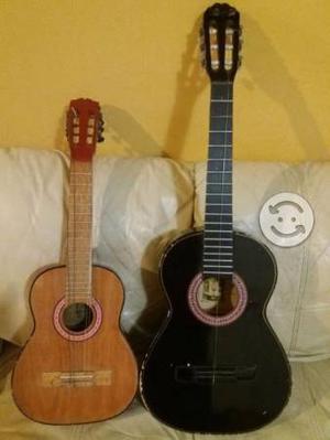 2 Guitarras Acusticas Para Reparar O Para Partes
