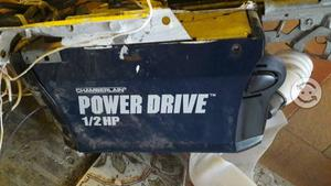 Motor chamberlain 12 hp cable cadena porton posot class for Motor porton electrico