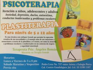 PSICOTERAPIA - Anuncio publicado por MARY