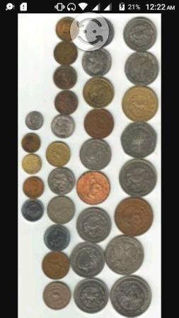 Remato monedas antiguas urgeee