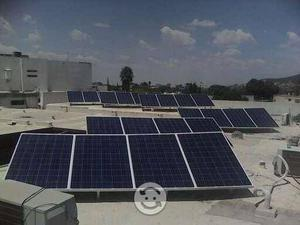 Sistema solar de 15 paneles solares