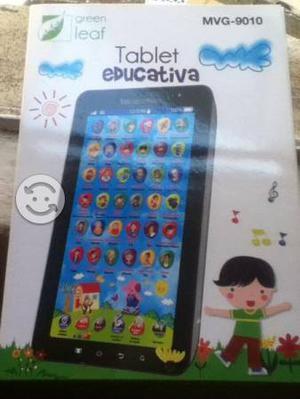 Tablet infantil educativa