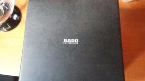 "Hermoso Reloj Rado Deportivo ""DiaStar"", Triple Cronometro,"