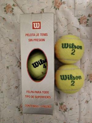 Pelotas tenis