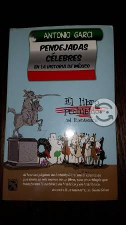 Pend. célebres en la historia de México