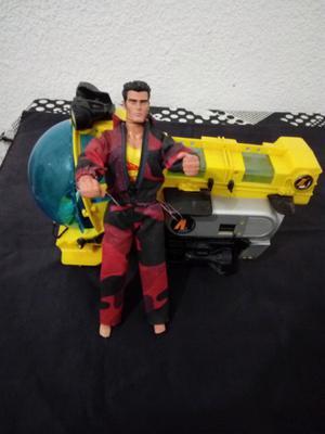 Submarino + Action Man