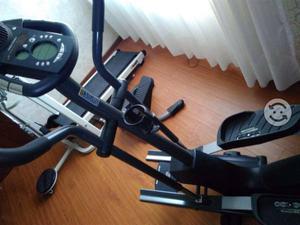 Vendo excelente kit de aparatos para gimnasio en c