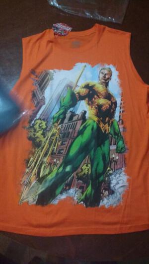 playera DC comics