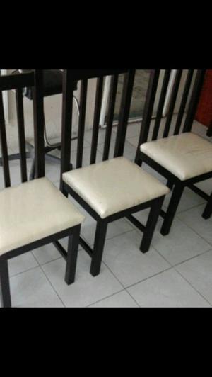 vendo comedor 6 sillas