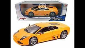 Lamborghini Murciélago LP640 escala 1/18 die cast