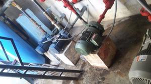 Reparación de bombas hidroneumaticas