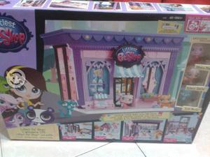 Littles pet shop juguetes montage