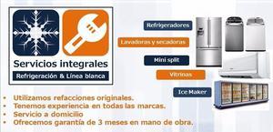 REPARACIÓN Y MANTENIMIENTO DE REFRIGERADORES, AIRE
