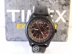 Timex expedition,fechador,correa de resina,caja,p