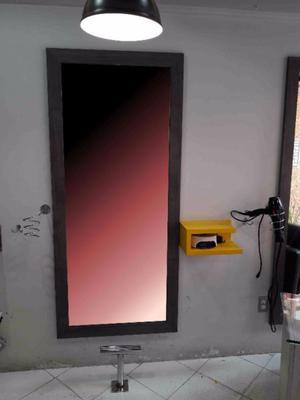 Rec mara nueva moderna espejo d cuerpo completo posot class for Espejo cuerpo completo