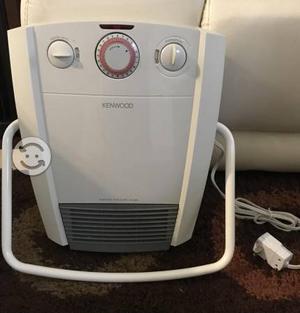 Calentador Con Temporizador Marca Kenwood.