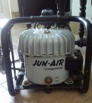 Compresor de aire para dentistas jun-air