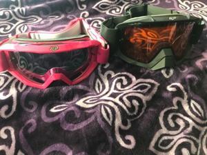 Goggles Fox para motocross