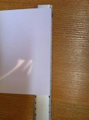 Papel fotográfico 4x6 Glossy 200gr Paq. 40 hojas $45