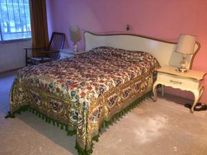 Recamara de cedro con colchón