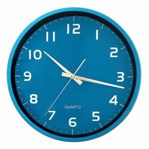 Reloj De Pared Gadiz Redondo Azul