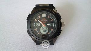 Reloj harley dual