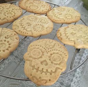 Cortadores de catrinas para galletas