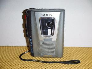 Grabadora De Voz Sony Cassette Tcm-20dv