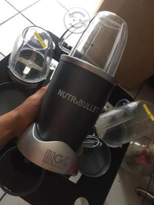 Nutribullet motor 600w serie 600