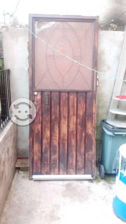 Puerta de herreria
