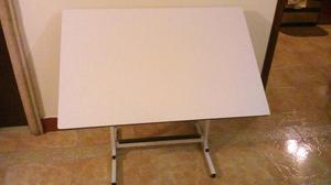 Restirador Mesa de Dibujo Blanca