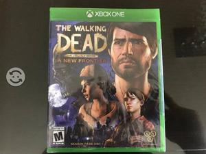 The Walking Dead A New Frontier Xbox One Nuevo Sel