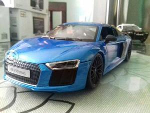 Audi R8 a escala 1 en 18